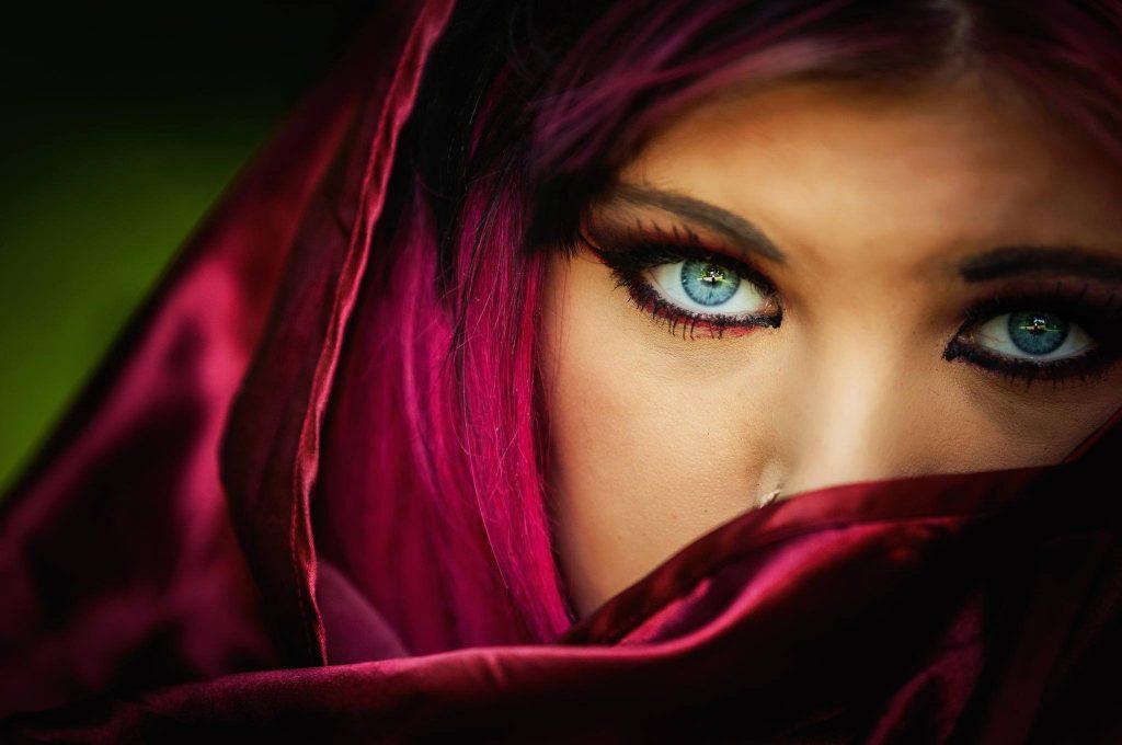 Self-awareness - eyes