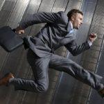 Grit - Man jumping blog